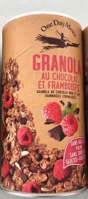 Granola chocolat framboises - Prodotto - fr