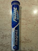 Plusssz magnesium multivitamin - Produkt
