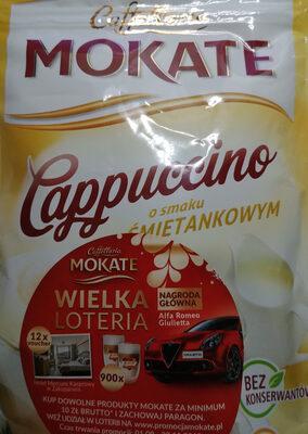 Cappuccino o smaku śmietankowym - Product