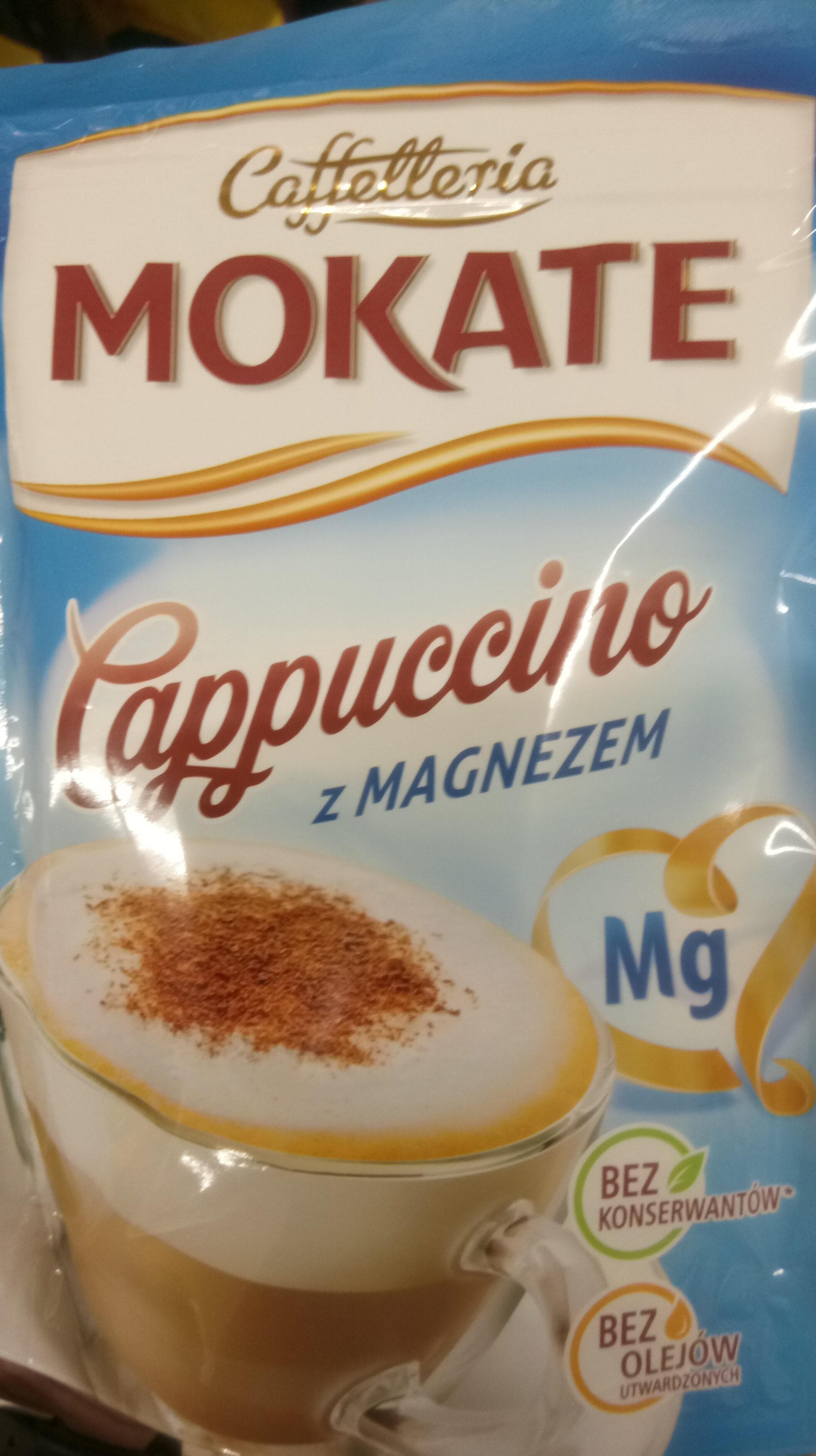 Cappuccino z magnezem - Produkt - pl