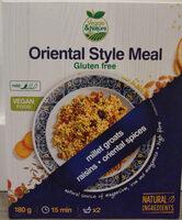 Oriental Style Meal - Product - en