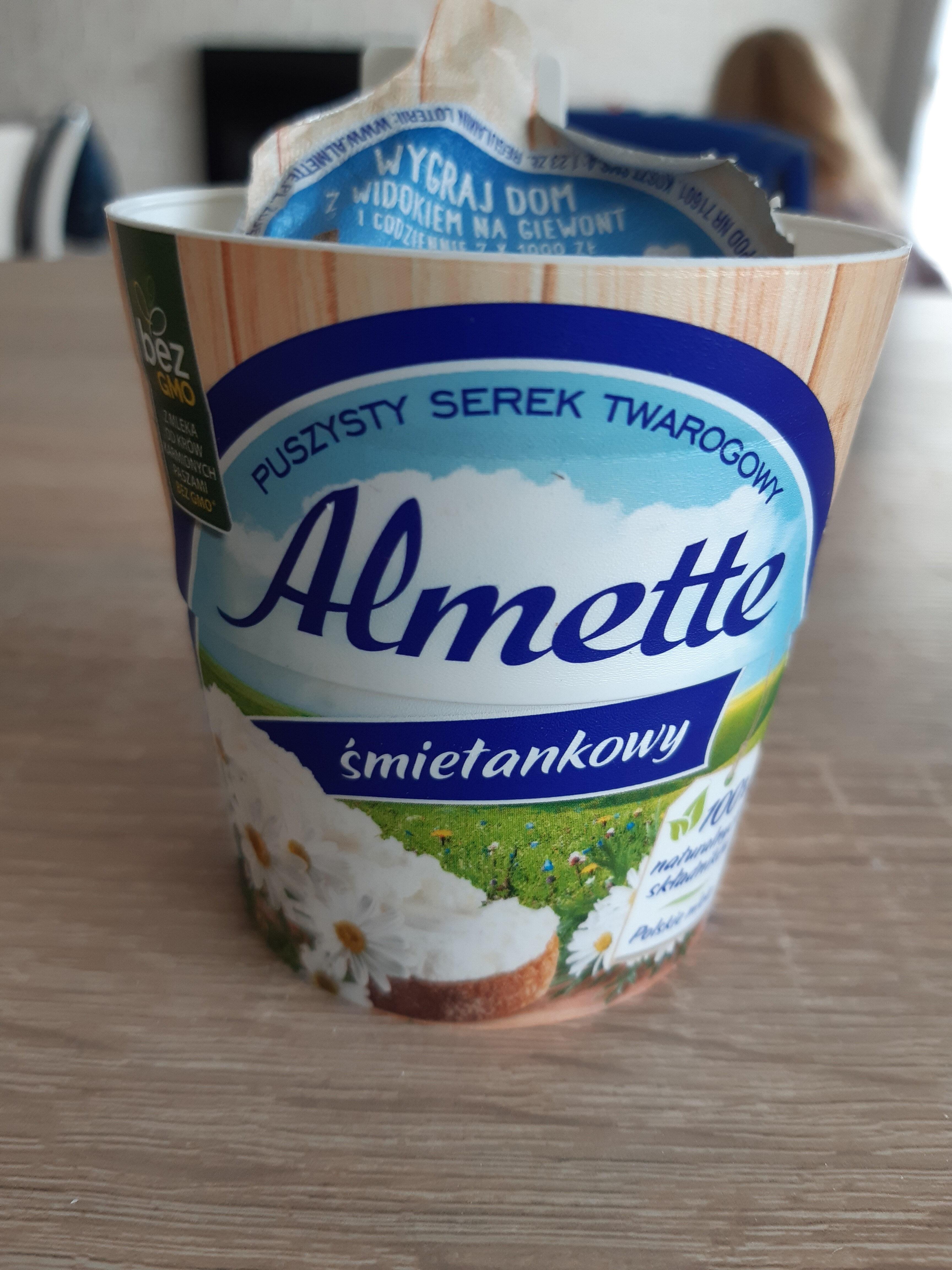 Hochland Almette Soft Cheese 150G - Produit - pl