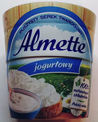Serek jogurtowy - Produkt