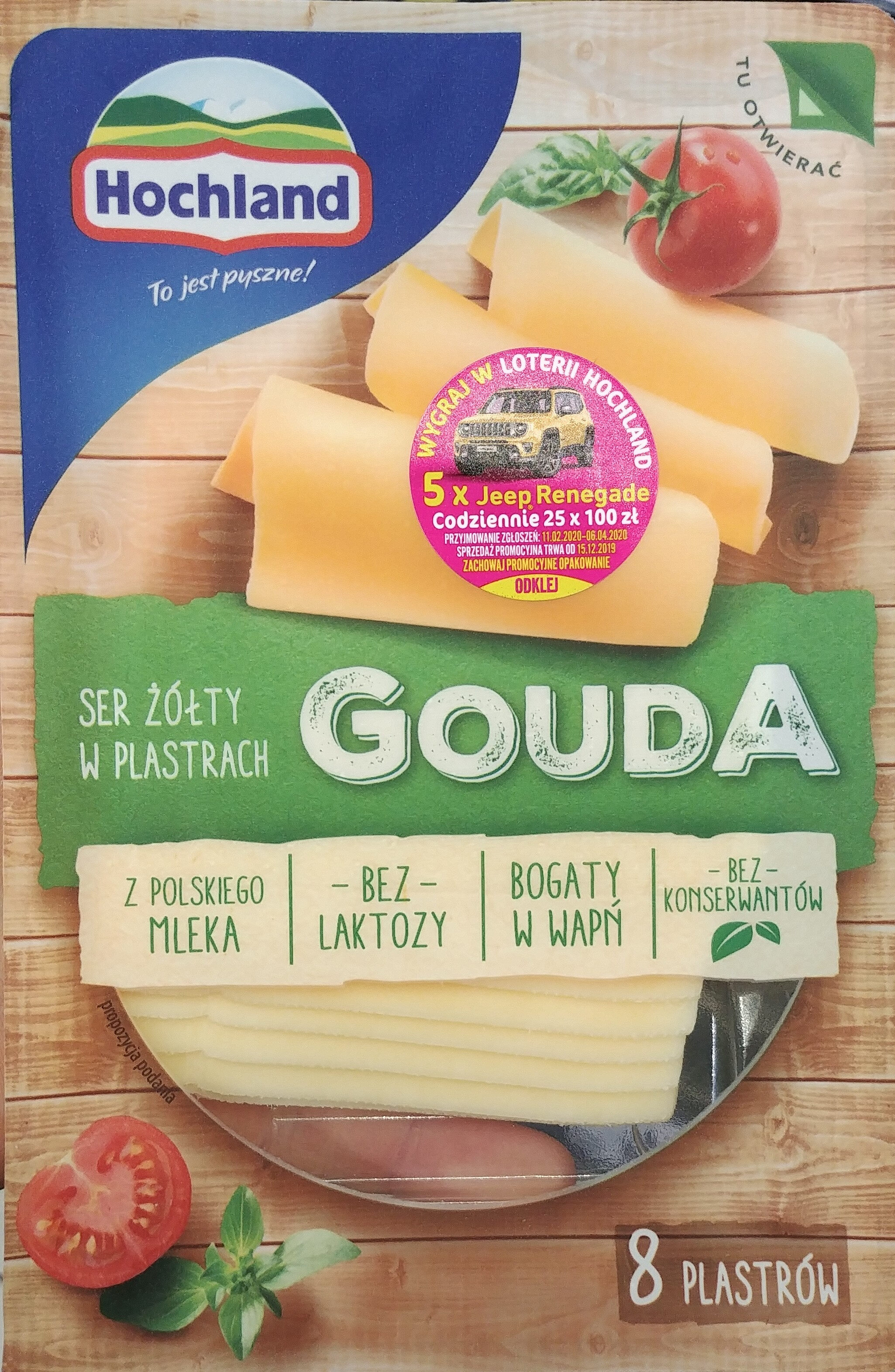 Gouda - Product - pl