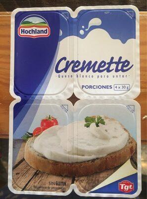 Queso blanco para untar - Produit