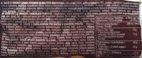 Draże piłkarskie o smaku czekoladowym - Składniki - pl