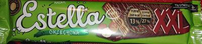 Wafel przekładany kremem orzechowym w czekoladzie mlecznej - Produkt - pl