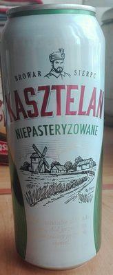 Kasztelan Beer - Niepasteryzowane / 2, 89 ZT - Produkt - pl