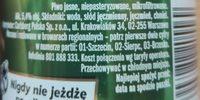 Kasztelan Beer - Niepasteryzowane / 2, 89 ZT - Składniki - pl