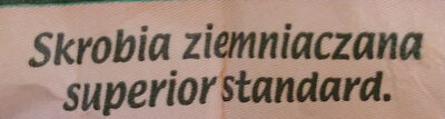 Skrobia ziemniaczana - Ingrédients