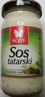 Sos tatarski - Produkt - pl