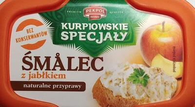 Smalec z jabłkiem. - Product - pl