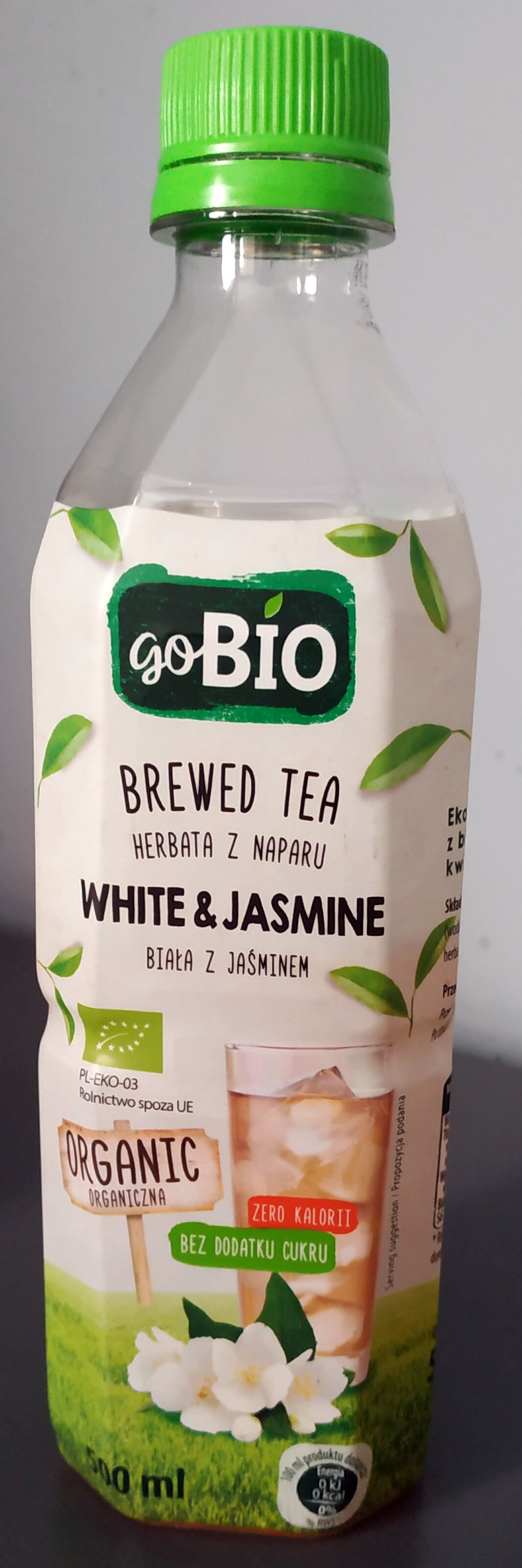 Herbata z naparu biała z jaśminem - Produkt - pl