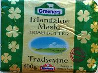 Irlandzkie masło - Produkt - pl