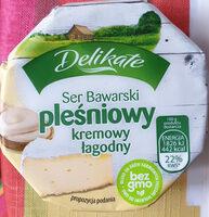 Ser Bawarski pleśniwy, kremowy łagodny - Produkt - pl