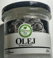 Olej kokosowy - Produkt - pl