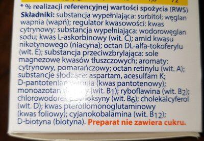 sanostol - Ingredients - en