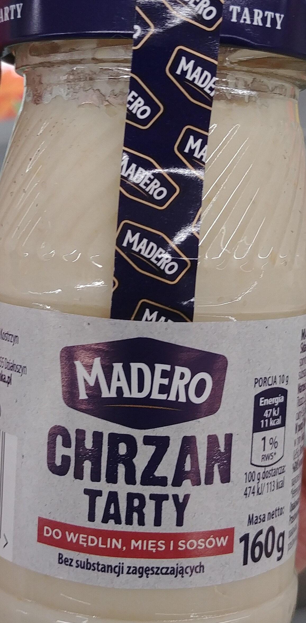 Chrzan tarty - Produkt - pl