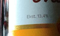 Miodowe - Wartości odżywcze - pl