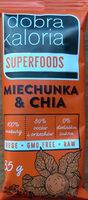 Dobra kaloria Superfoods - miechunka & chia - Produkt - pl