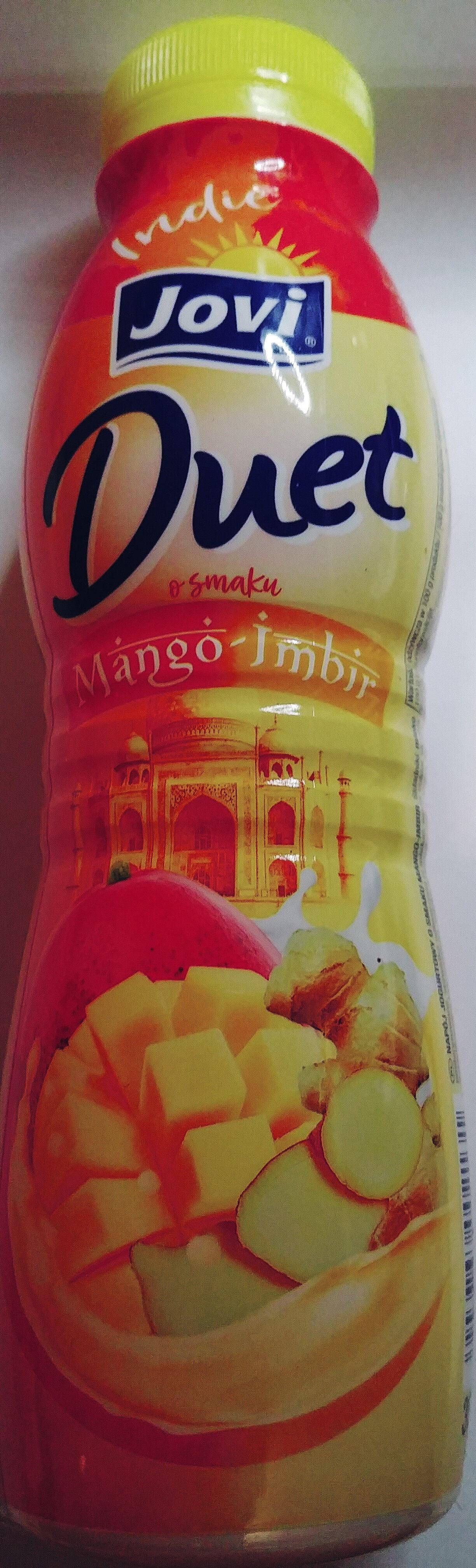 Duet mango-imbir - Produkt