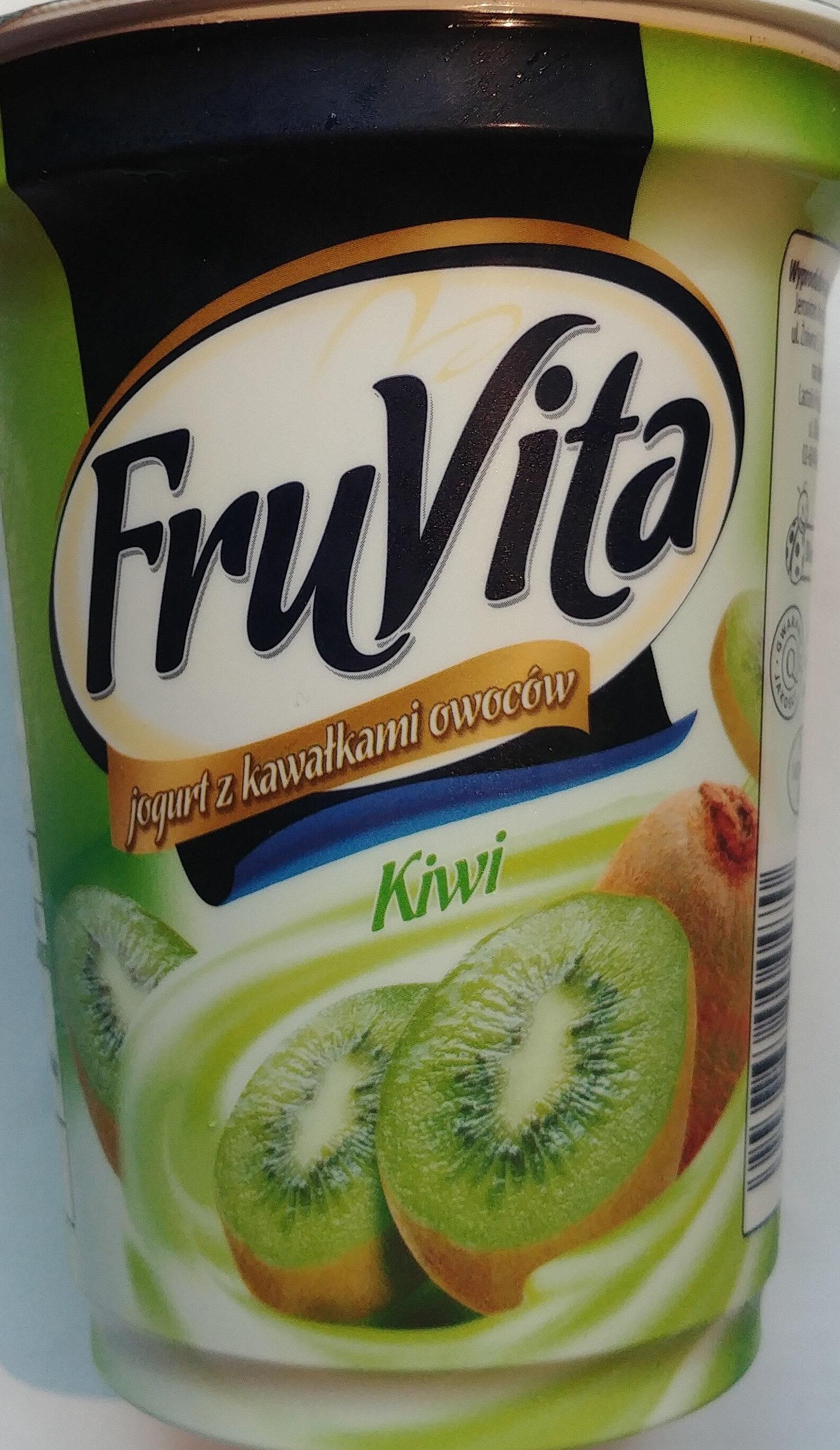 Jogurt z kiwi - Produkt - pl