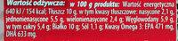 Filety śledziowe w sosie pomidorowym - Wartości odżywcze - pl