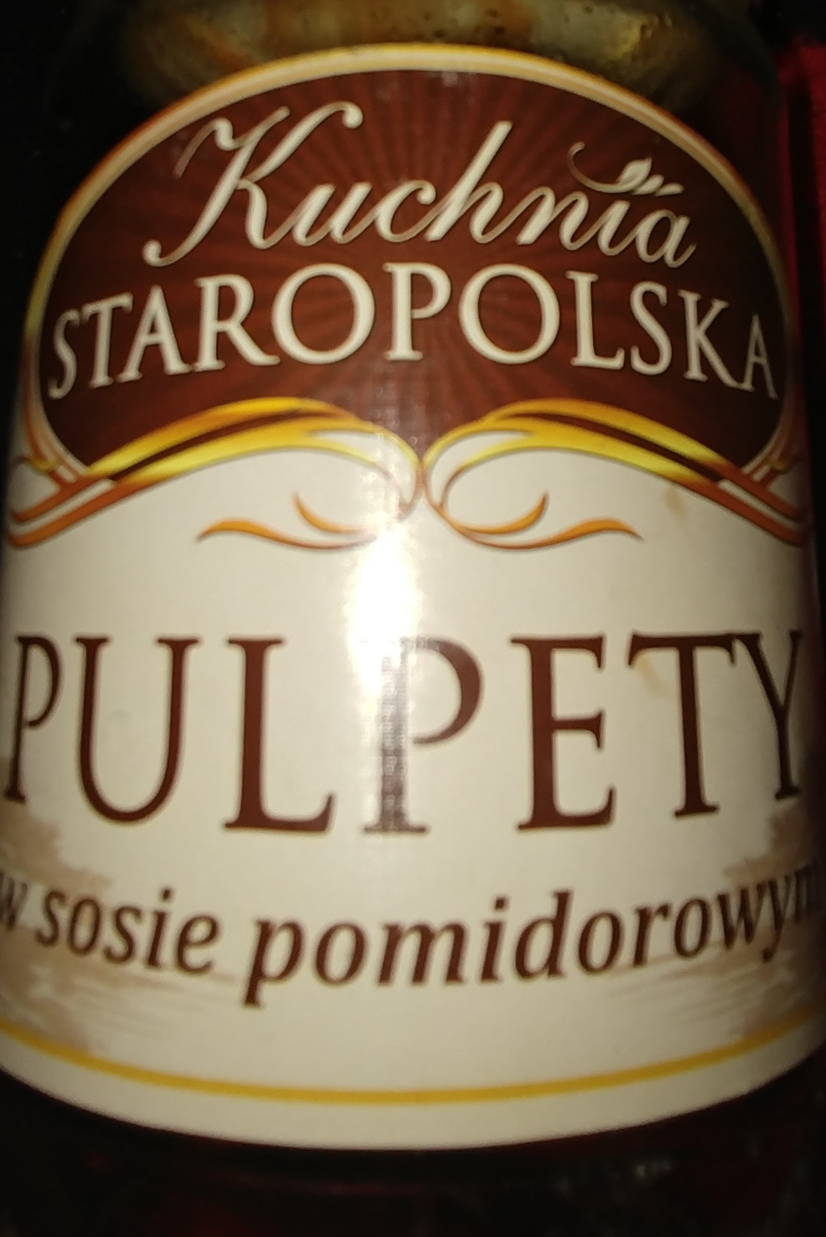 Pulpety w sosie pomidorowym - Produkt
