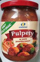 Pulpety drobiowe w sosie pomidorowym - Produit