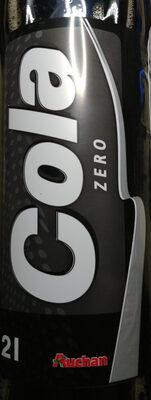 Cola zero - Produkt - pl