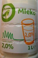 Mleko 2% - Produkt