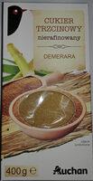 Cukier trzcinowy nierafinowany Demerara - Produkt - pl