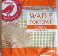 Wafle tortowe suche - Produkt - pl