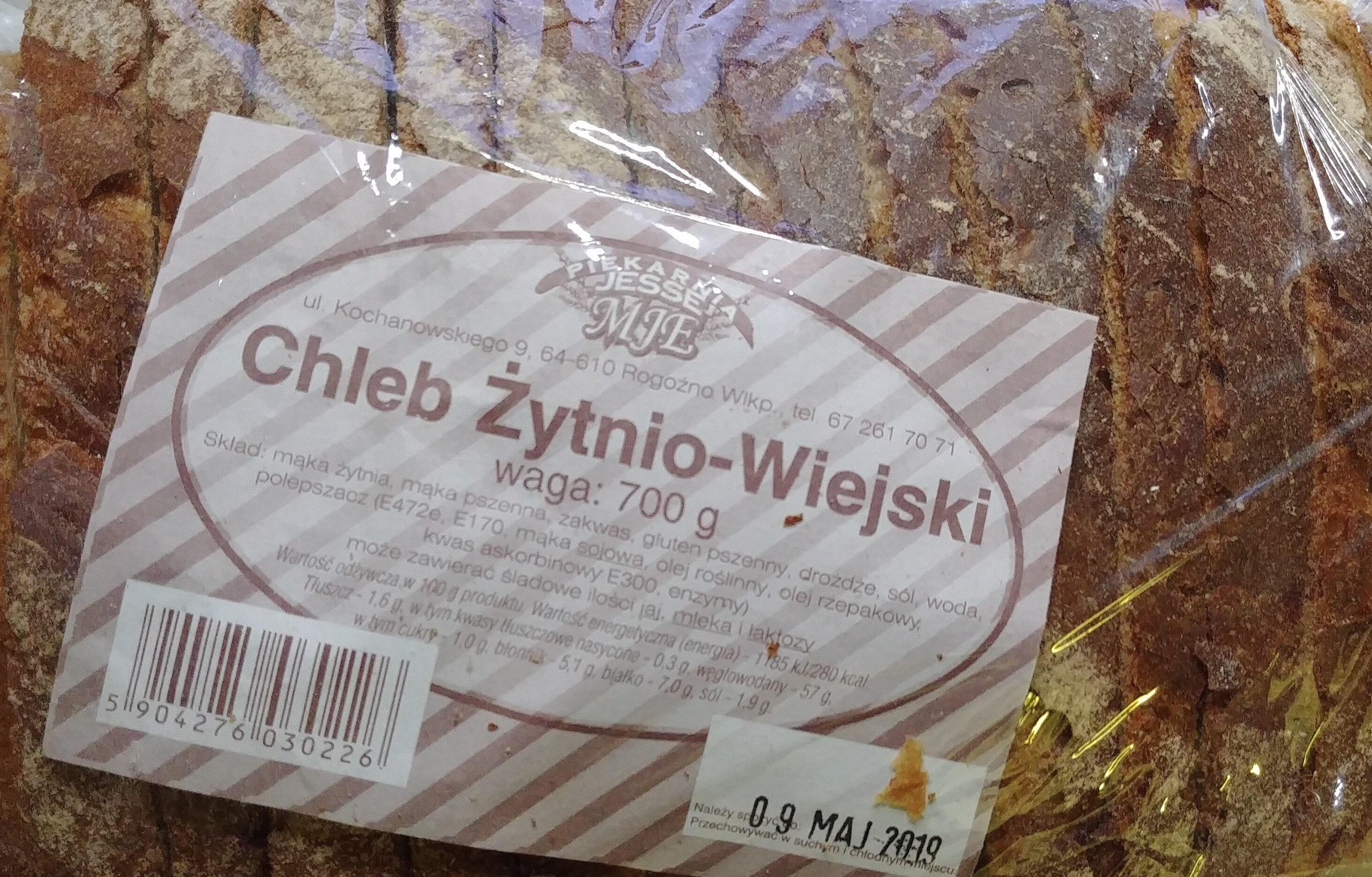 Chleb Żytnio-Wiejski - Produkt - pl
