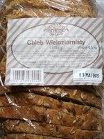 Chleb wieloziarnisty ciemny - Produkt