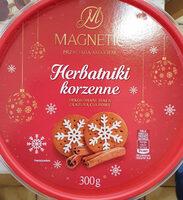 Herbatniki Korzenne - Produit - pl