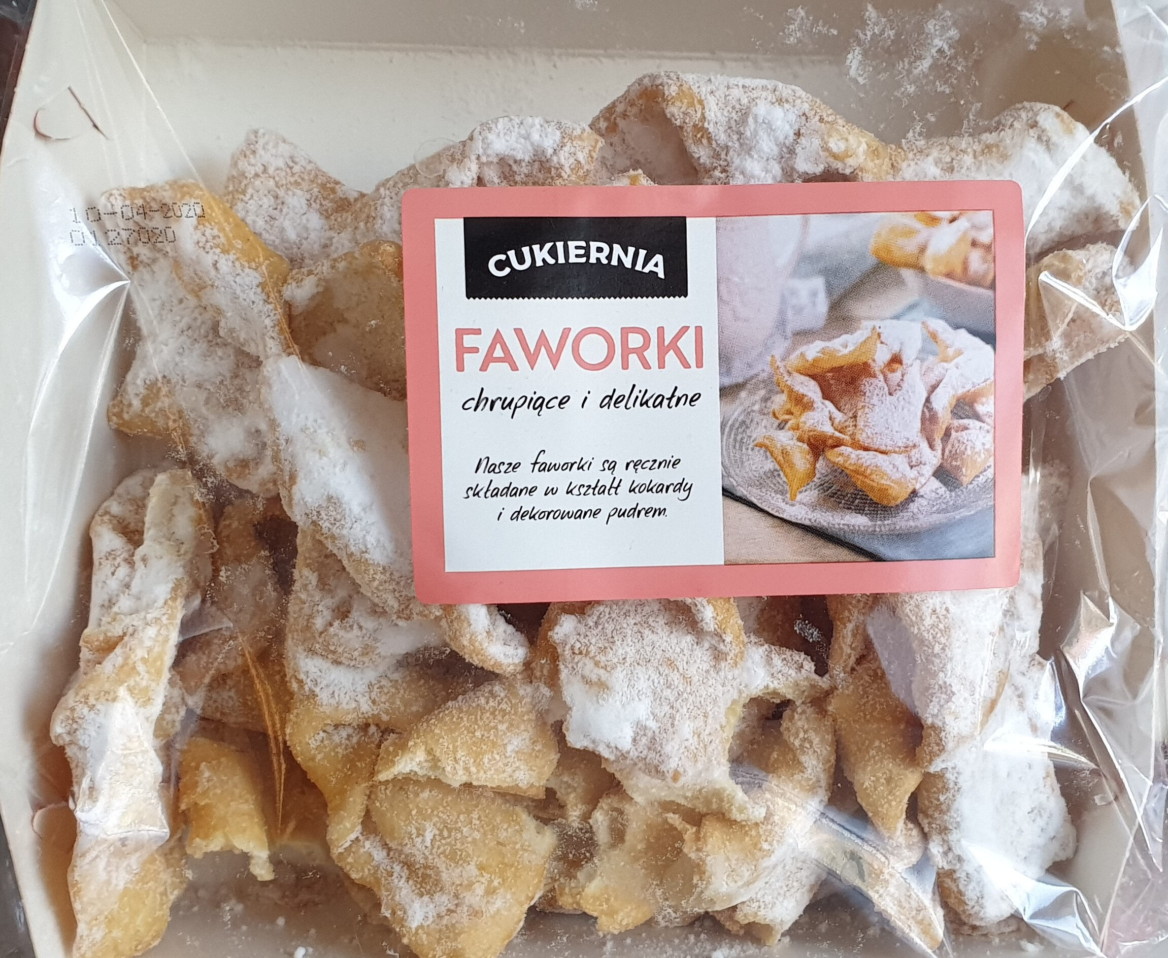 Faworki - Produit - pl