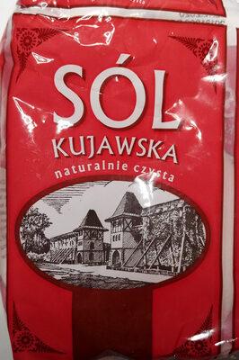 Sól kujawska - Produkt