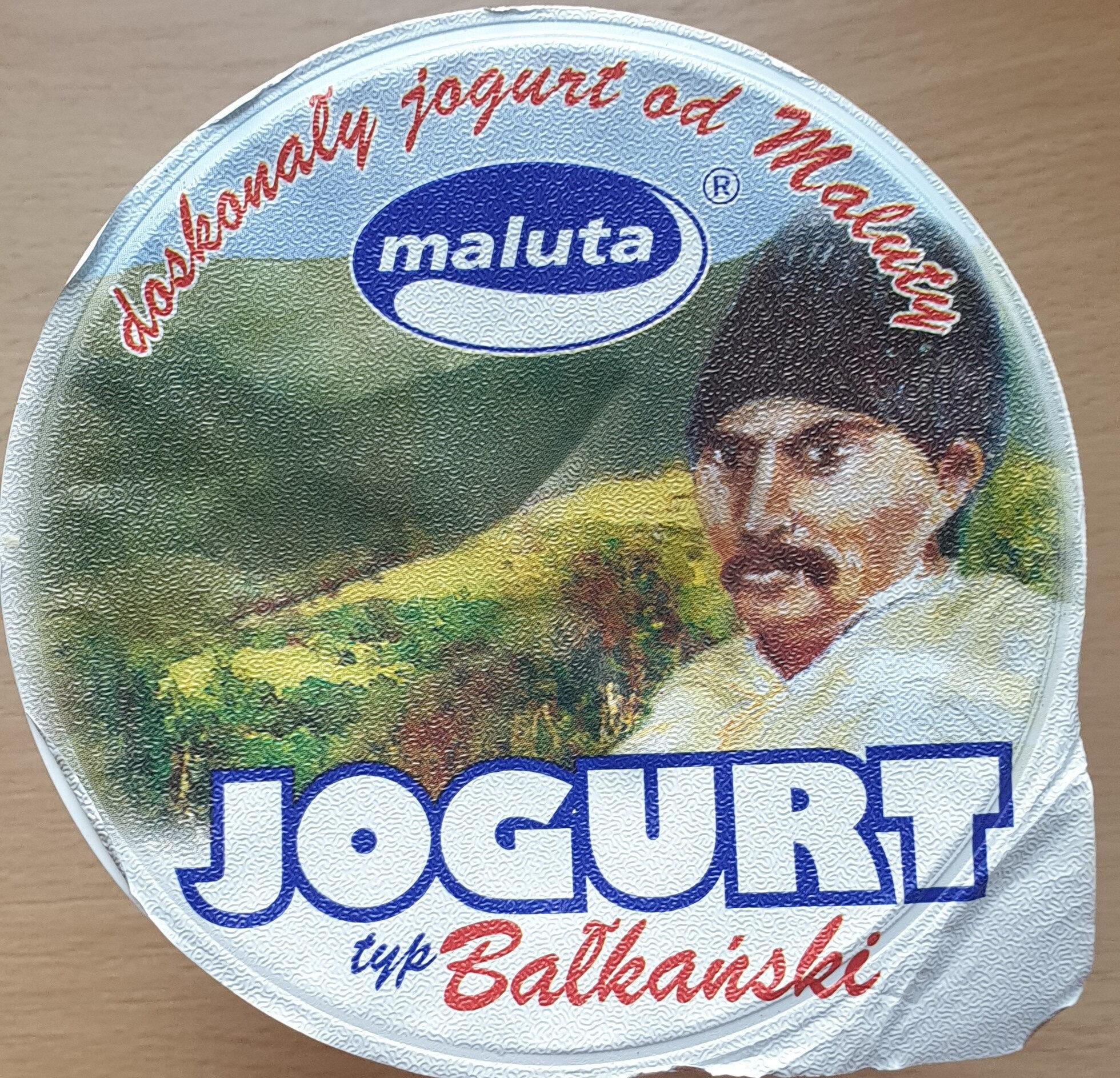 Jogurt Typ Bałkański - Produkt - pl