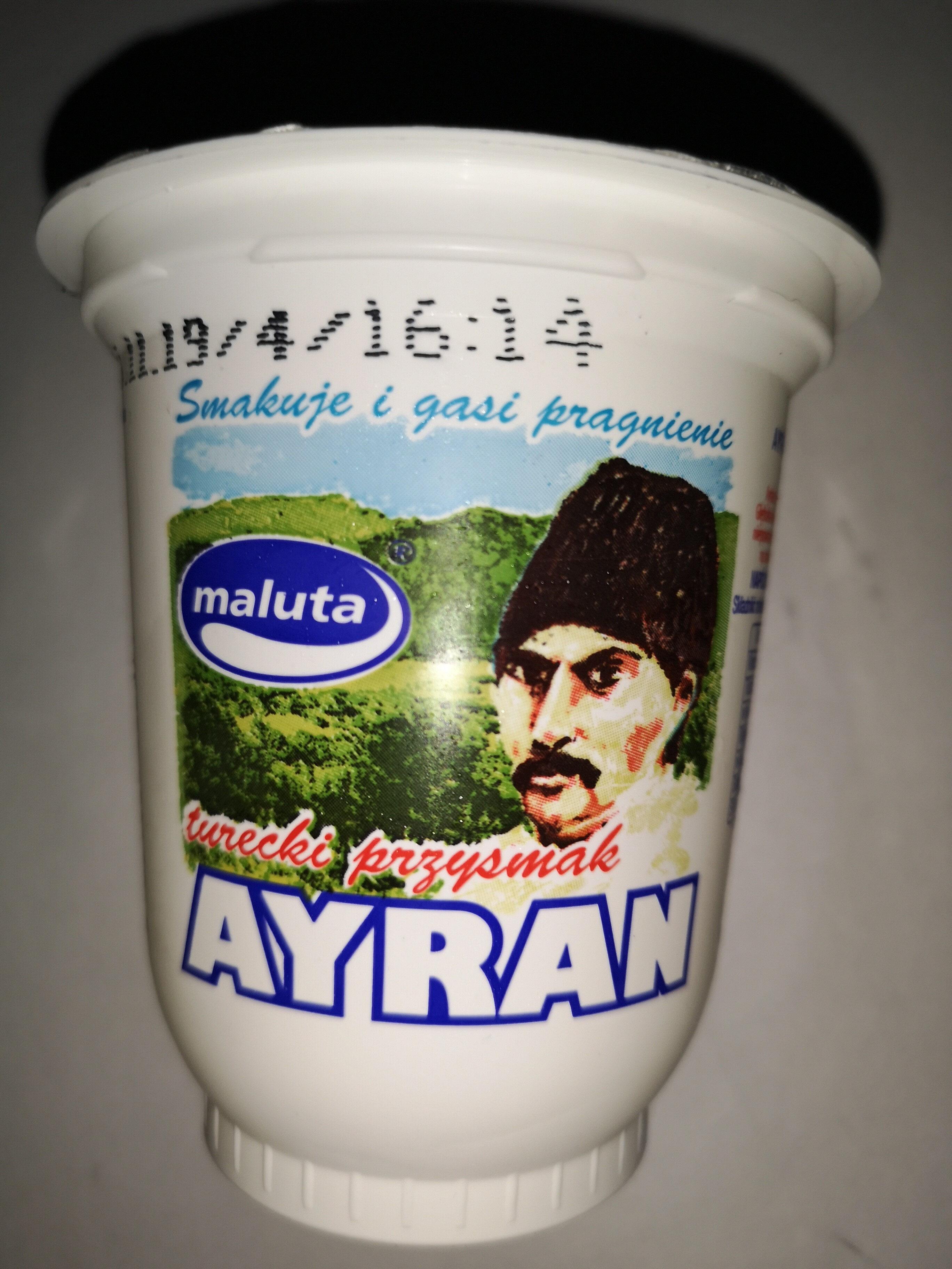 Ayran napój turecki - Product