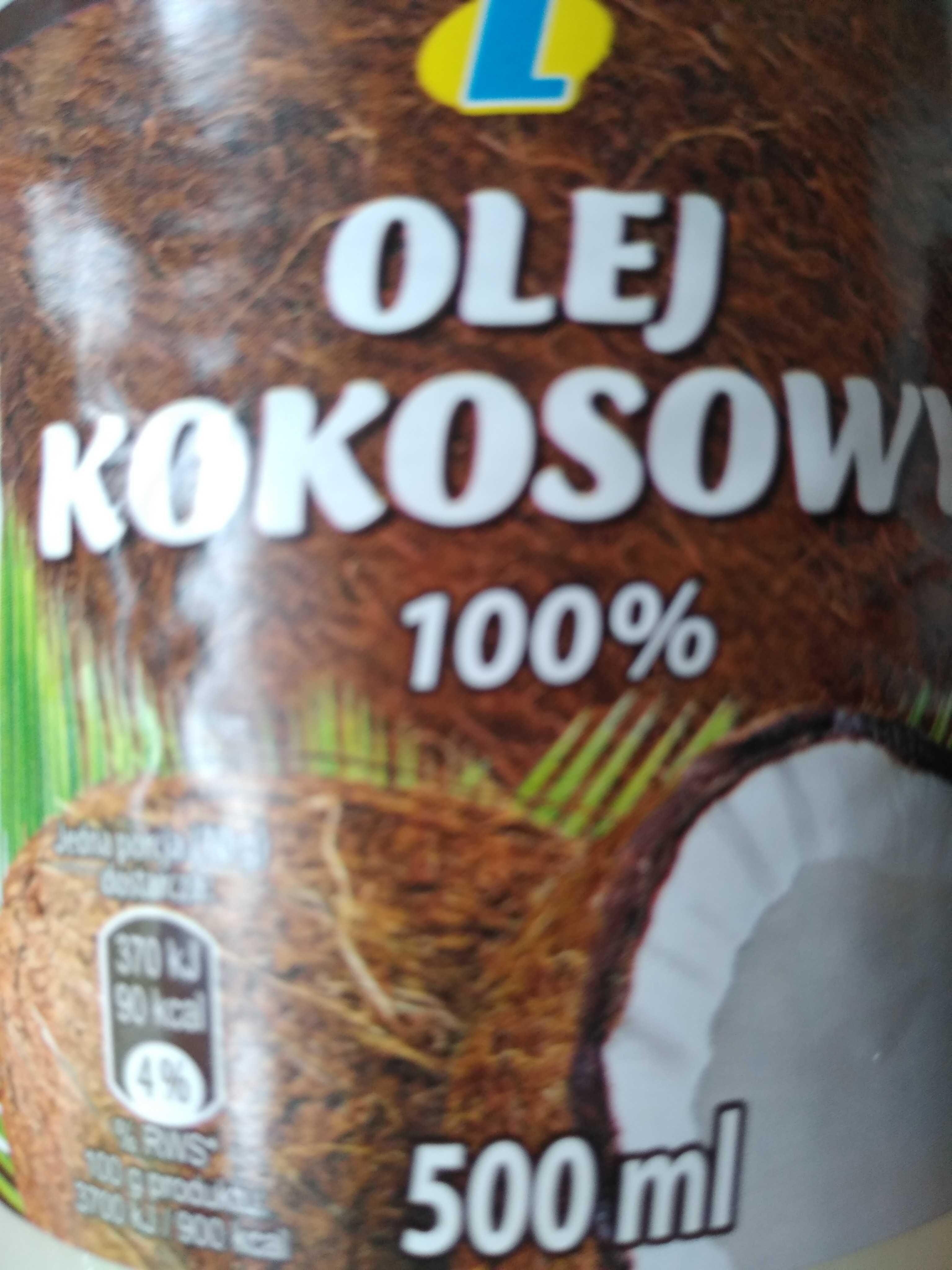 Olej kokosowy - Product - en