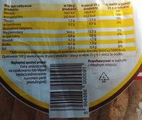 Chleb Baltonowski krojony - Nutrition facts