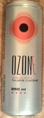 Ozone energy drink - Produit