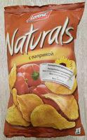 Naturals с паприкой - Product