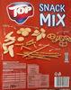 Mieszanka krakersów, paluszków i precelków - Product