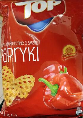 Chrupki ziemniaczane o smaku paprykowym. - Produkt - pl