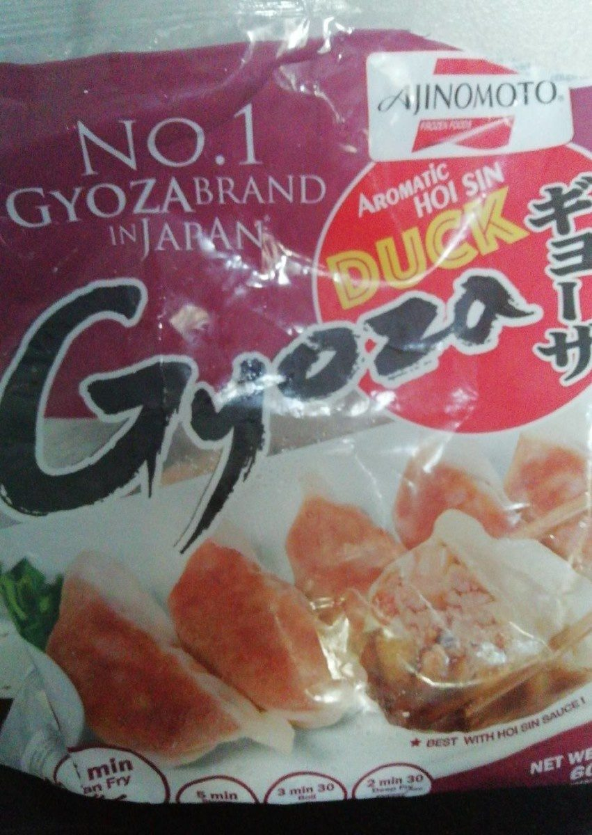 Duck Gyoza En Hoisin opruimprijs - Product - fr