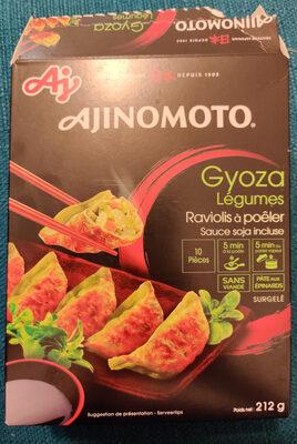 Gyoza Légumes - Product - fr