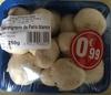Champignons de Paris blancs - Product