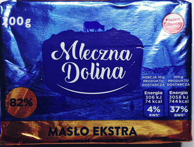 Masło extra - Produkt - pl